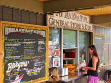 He'eia Pier General Store and Deli